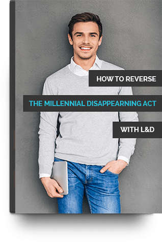 How to Reverse the Millennial Disappearing Act With L&D