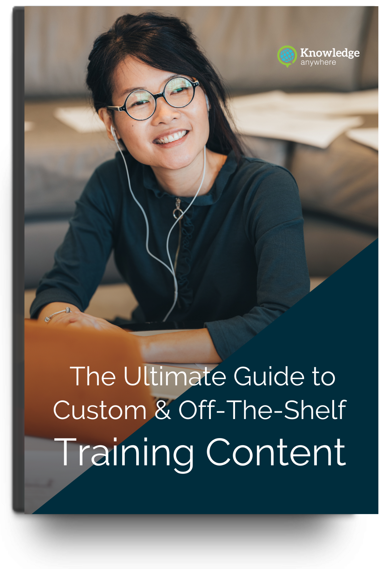 The Ultimate Guide to Custom and Off The Shelf Training Content
