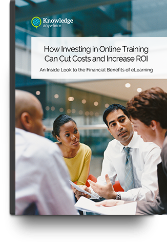 How Investing in Online Training Can Cut Costs and Increase ROI