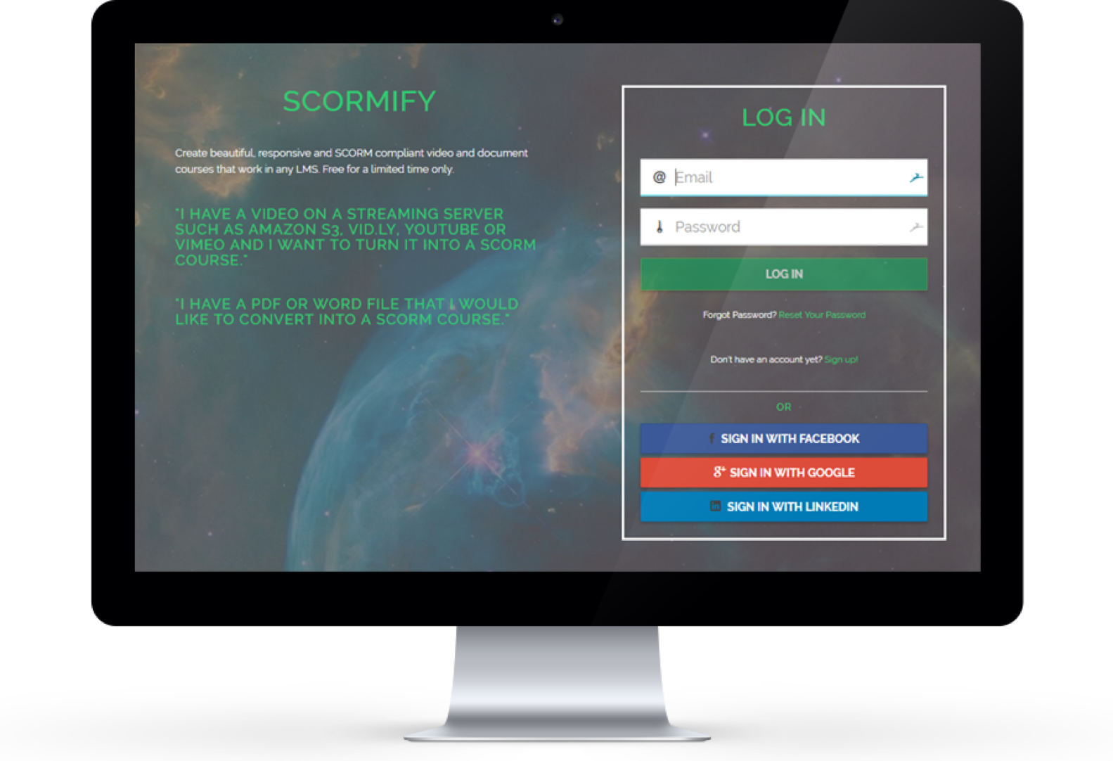 SCORMify eLearning Content Converter