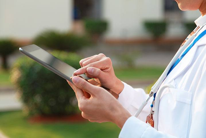 Meet the immediate demands of point-of-care professionals.